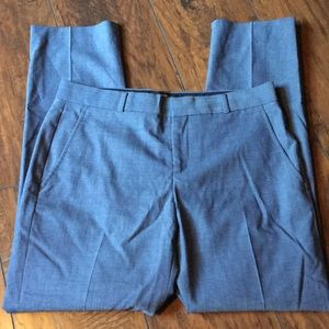 Banana Republic Ryan Blue Pants